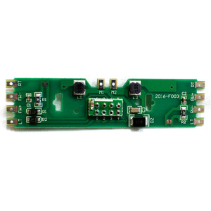 Image 3 - 4/5/10pcs 1:87 HO Scale Upgraded PCB Board Part with Resistance for HO Scale for Bachmann Model Building Kit