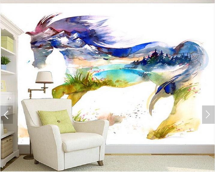 Custom 3d Photo Wallpaper 3d Wall Murals Wallpaper Hd: Aliexpress.com : Buy Custom 3d Photo Wallpaper 3d Wall