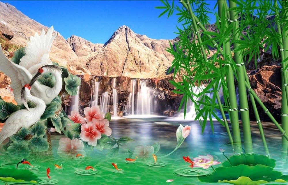 Download 91 Background Air Terjun Pemandangan HD Paling Keren