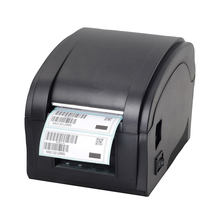 High quality USB port Thermal sticker printer Barcode printer Label Printer for Jewelry, milk tea shop(China)