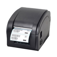 High quality USB port Thermal sticker printer Barcode printer Label Printer for