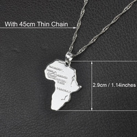 With 45cm Thin Chain-15