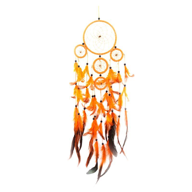 Attrape Rêve Orange 16