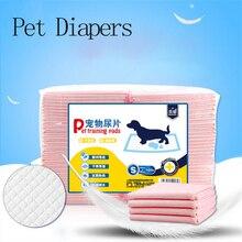 Подгузники для животных супер-впитывающий подгузник для домашних собак Тренировочный Коврик для мочи подгузники для животных размер Дезодорант антибактериальный napподгузник для домашних собак