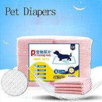 Pet Diapers Super Absorbent Diaper Pet Dog Training Urine Pad Pet Diapers Size Deodorant Antibacterial S