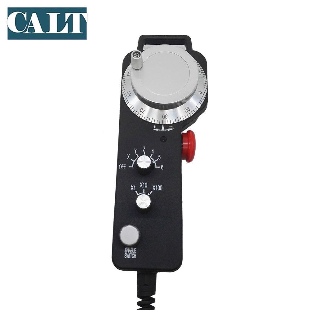 CALT TM2080 Simalar To YUMO MPG ISMM2080 ручной механизм IOPP герметичный дизайн для станка с ЧПУ коррекция происхождения и разделение сигналов - 4