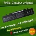 Batería original del ordenador portátil para samsung 300e4x jigu 3430e 300v4a 300v5a 305v5a 305v4a 350u2b 350v5c 355e5c 355v4c 550p4c