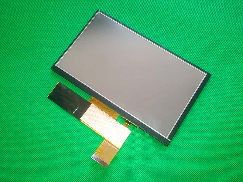 7 inch TFT LCD screen for Garmin Dezl 7xx 760LM 760LMT GPS LCD display Screen with Touch screen digitizer Repair replacement garmin drivesmart 50 rus lmt