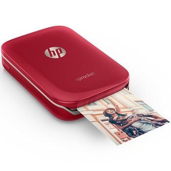 מדפסת בלוטוס קומפקטית של חברת HP להדפסת תמונות מהנייד