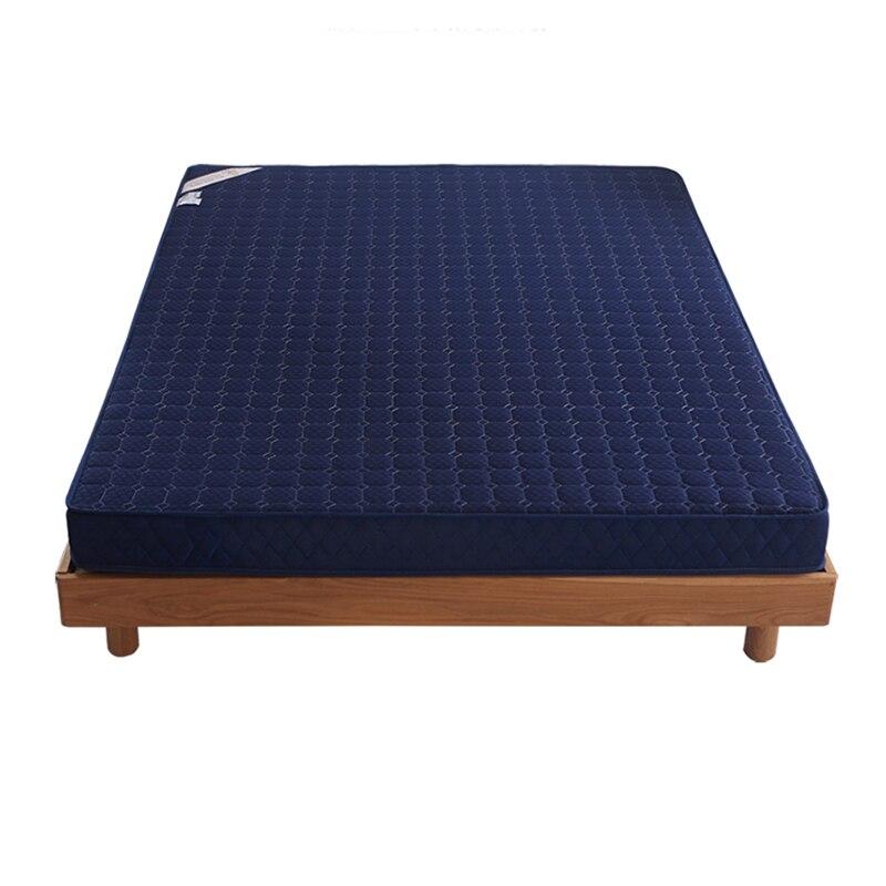 2018 matelas portatif de matelas de mousse de mémoire pour l'usage quotidien chambre à coucher meubles matelas dortoir chambre