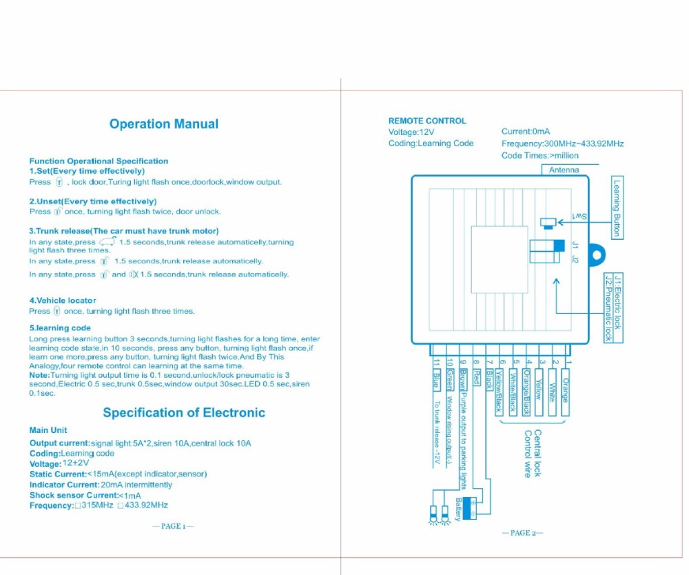 car alarm wiring diagram pro track