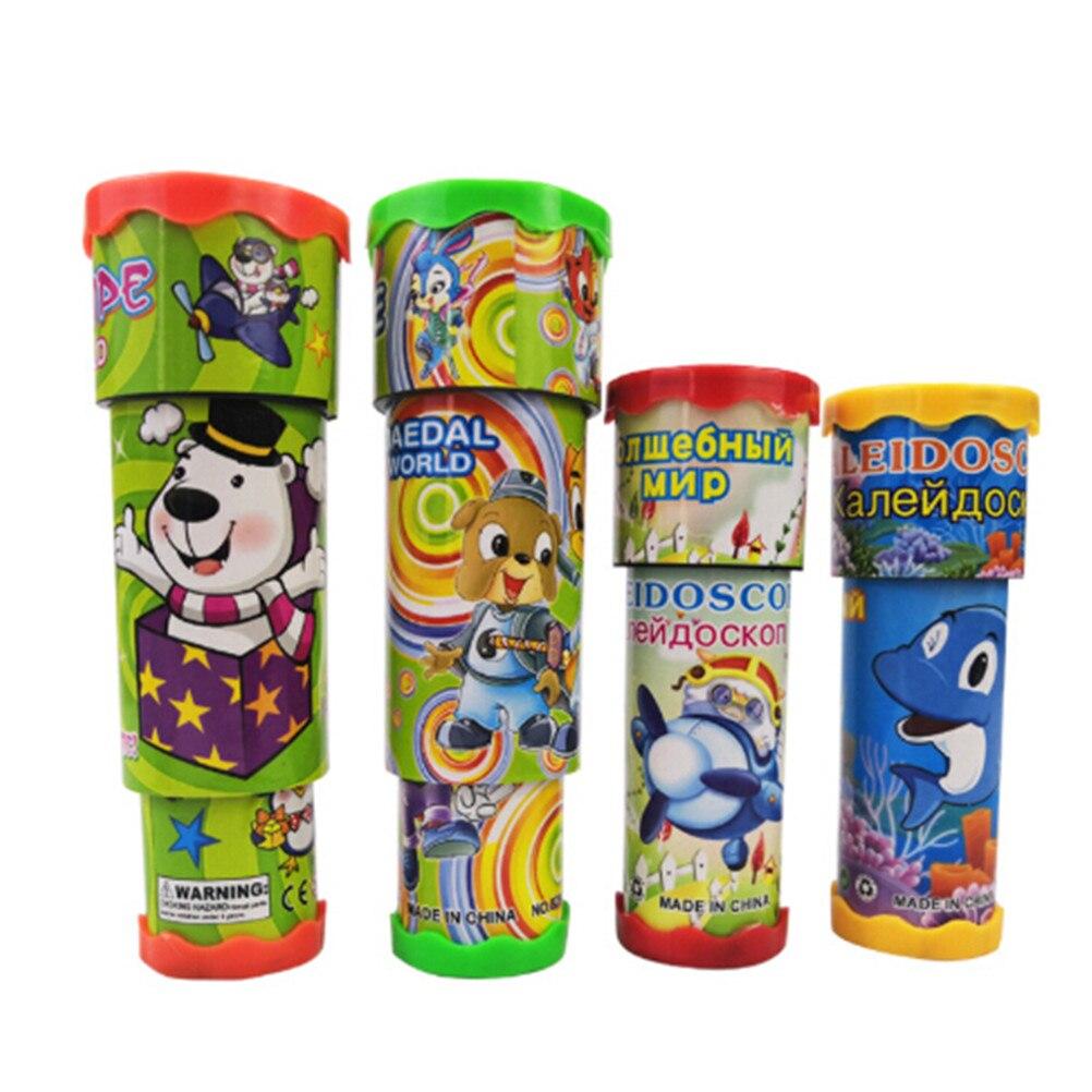 Vintage Kaleidoscope Toy Kids Magic Educational Toys Children Birthday Gift  NB