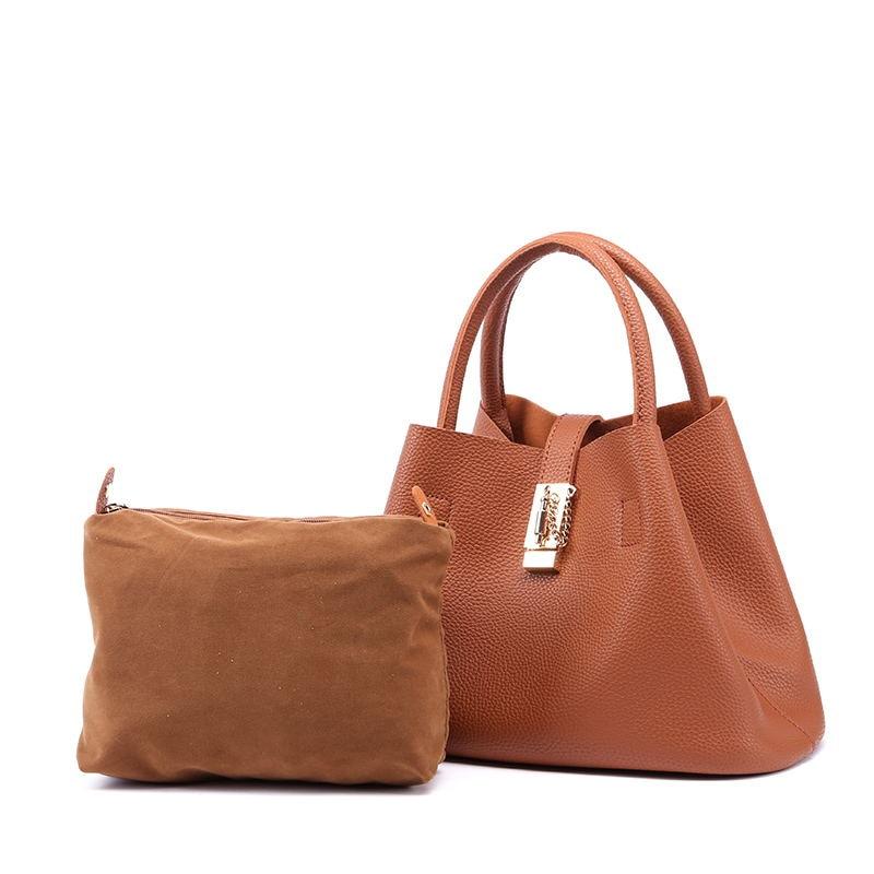 Sales Promotion!2018 Russia Women s Leather Bag Big Shoulder Bags Women  Messenger Bags Handbags Women Famous Brand Female Bag ff144ae4ad7f4