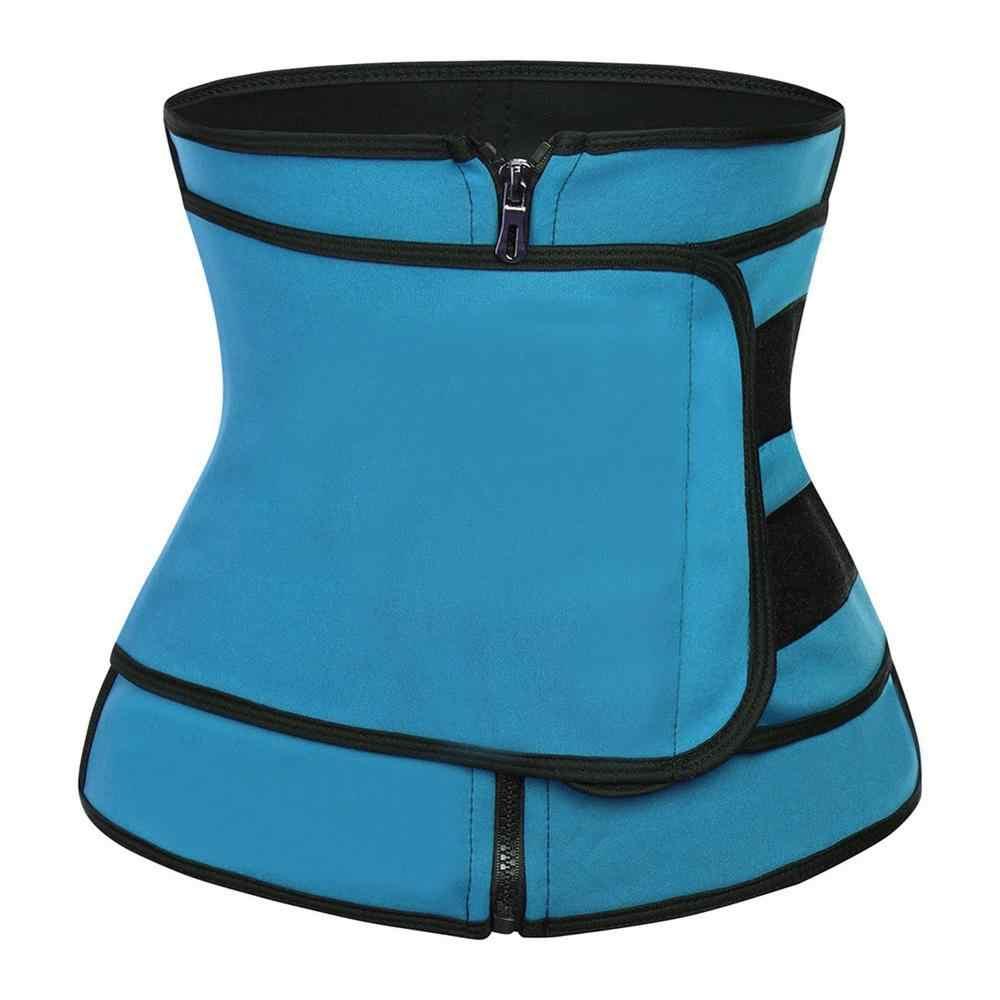 Горячая продажа сауна Shapers Fit Пот шейпер для живота Пояс женское неопреновое тело Shaper Пояс для похудения тепловой корсет для потери веса