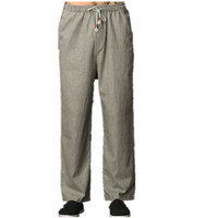 New Arrival Chinese Men S Kung Fu Trousers Cotton Linen Kung Fu Pant Tai Chi Pants