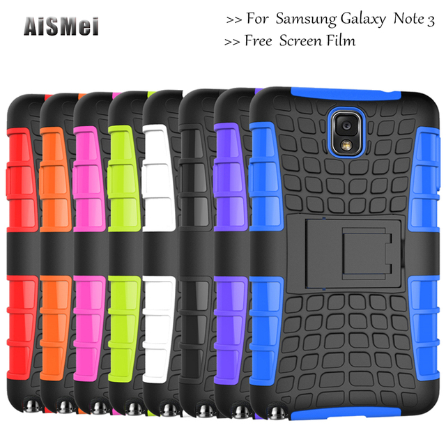 AiSMei Cover for Coque Samsung Galaxy Note 3 N9000 N9005 SM-N9005 Silicon Case Funda for Samsung Galaxy Note3 N900A N900T N900
