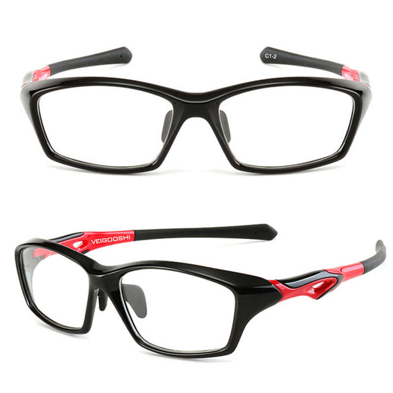 509e02e1f Detail Feedback Questions about Vazrobe Quality TR90 Glasses Men sports  Eyeglasses Frames Man Optical Lens Driving Myopia prescription spectacles  full rim ...