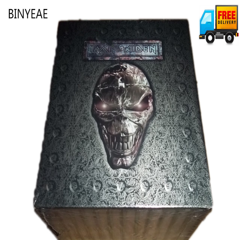 2018 Marsha Avril Lavigne Smok Alien Free Shipping; Heavy Metal Iron Maiden 98 Jigsaw Edition 15cd Collector's Free Shipping free shipping dc12v 433mhz metal