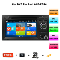 Dual Core Wince 6 0 Car DVD GPS Player For SEAT EXEO 2009 2010 2011 2012