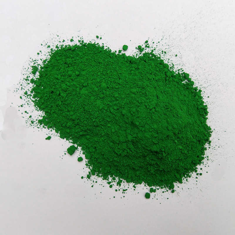 Green Pigments Art Green White Black Dye Color Iron Blue Red Concrete Cement Grout Plaster Suitable For Various Building