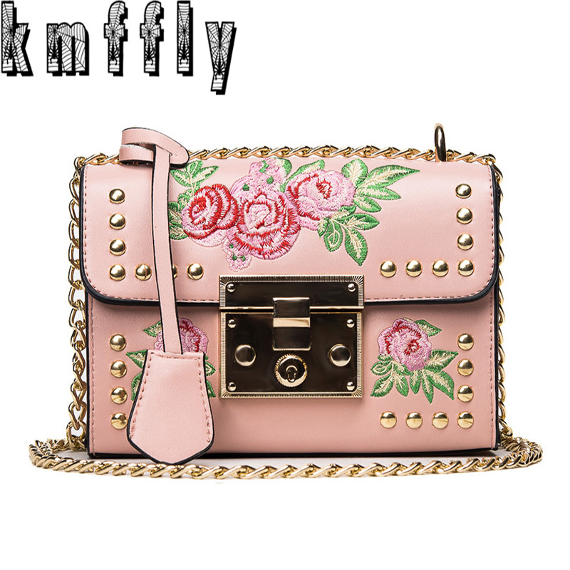 KMFFLY women famous brand women bags luxury handbags chain Flowers bag handbags designer bag Crossbody Messenger bag sac a main famous brand handbags women shoulder bag designer plush ball chain leather bag small crossbody bags for women sac a main