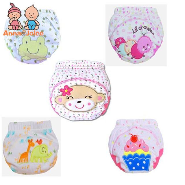 30PCS Waterproof Baby Training Pant Underwear Cotton Learning/study Infant Pants Trx0001