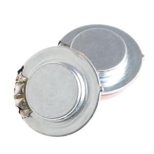 Image 5 - 2Pcs 27mm Speaker Vibration Resonance 3W 4 Ohm High Fidelity Audio Stereo