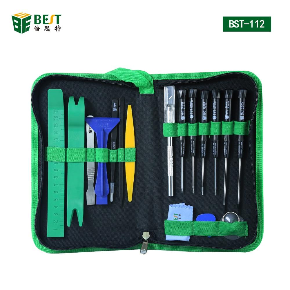 Kit di strumenti di riparazione strumento cacciavite multiuso - Set di attrezzi - Fotografia 1