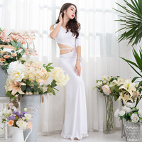 Sexy Belly Dance Practice Set For Bellydancer Oriental Dance Costume Baladi Dress Professional Belly Dance Costume Wear For Wome