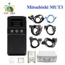 Новые Прибытие многоязычная MUT-3 Поддержка ЭКЮ Программист Mitsubishi MUT3 МУТ 3 Легковых и Грузовых Автомобилей Диагностический Инструмент Бесплатная Доставка