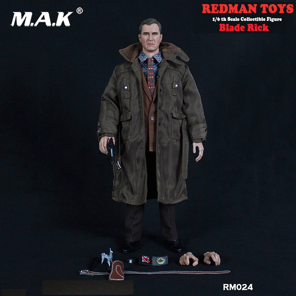 Deputy Town Marshal Nude Body 1//6 Scale Redman Action Figures