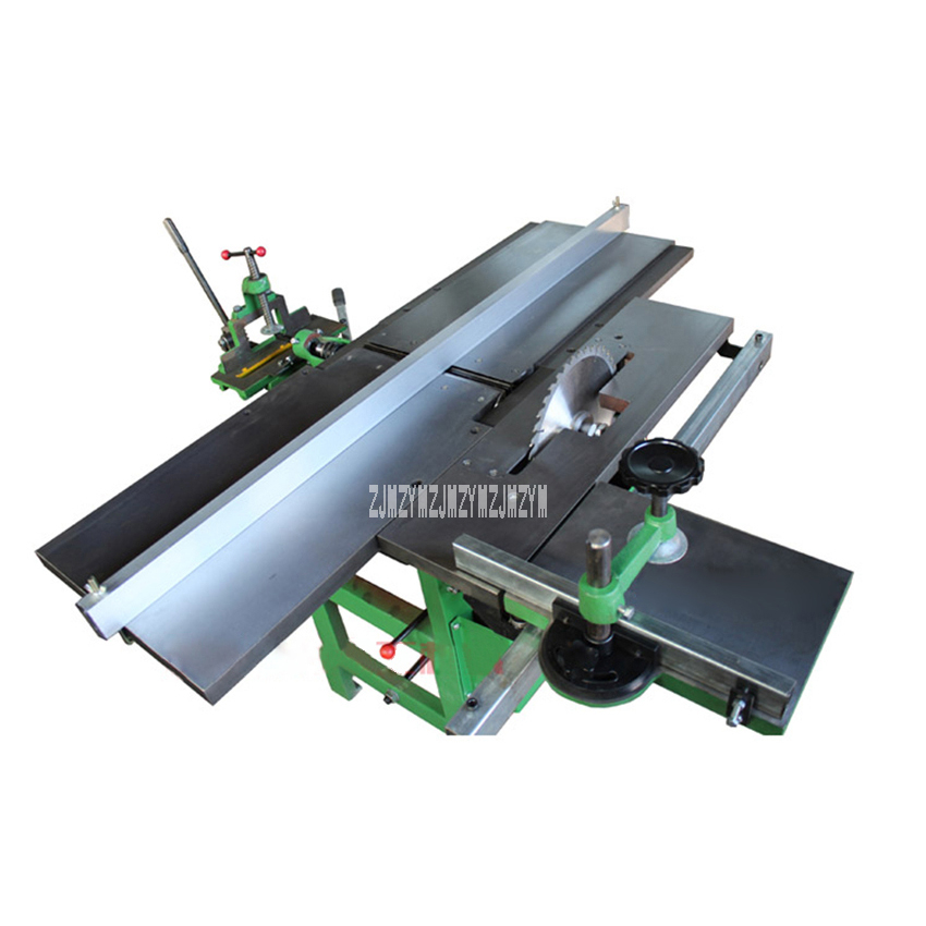 Molinillo de herramientas multiusos ML393/motosierra/cepilladora de madera eléctrica, maquinaria de carpintería de escritorio, 220 V/380 V 2.2KW 6,5 m/min - 3
