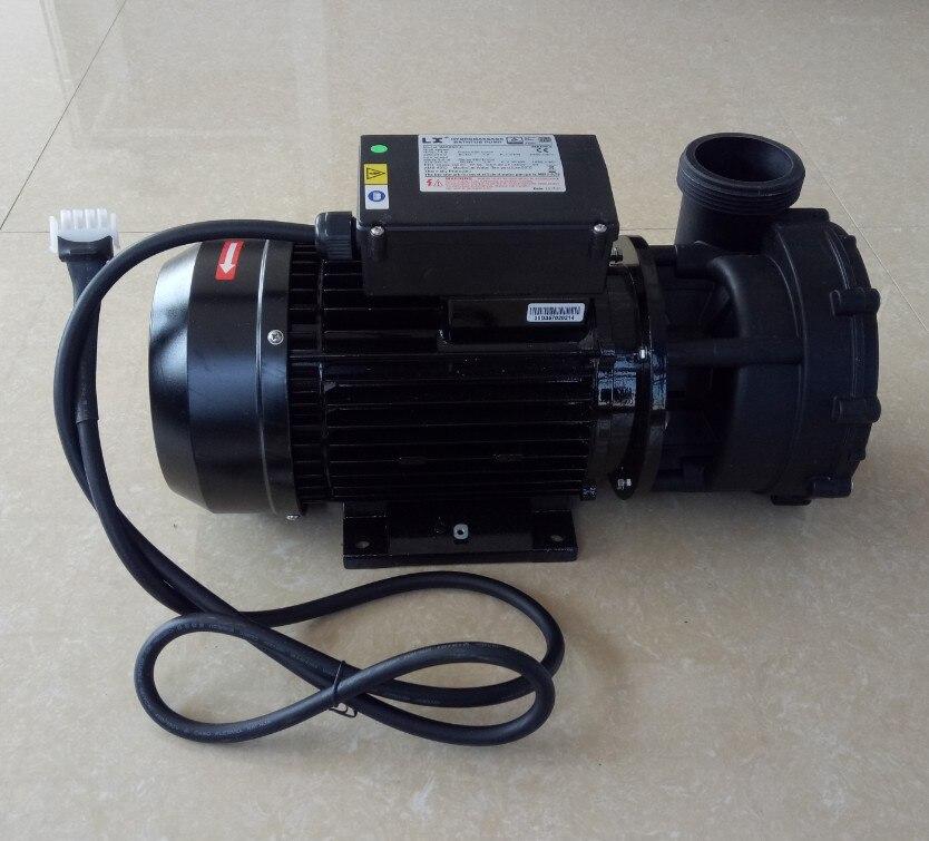 LX hot tub spa pool AMP plug pump WP200-II 2HP 1500W Dual speed pump fit Balboa Gecko Controller Pack