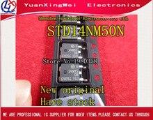 Free shipping 10pcs/lot STD14NM50N STD14NM50 D14NM50N D14NM50 SOT 252 new original IC