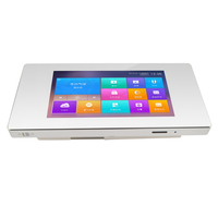 Домашний кинотеатр музыкальный плеер системы, потолок Динамик Audio Master управления bluetooth, Wi Fi FM системы Android 5 дюйм(ов) Экран touch ключ