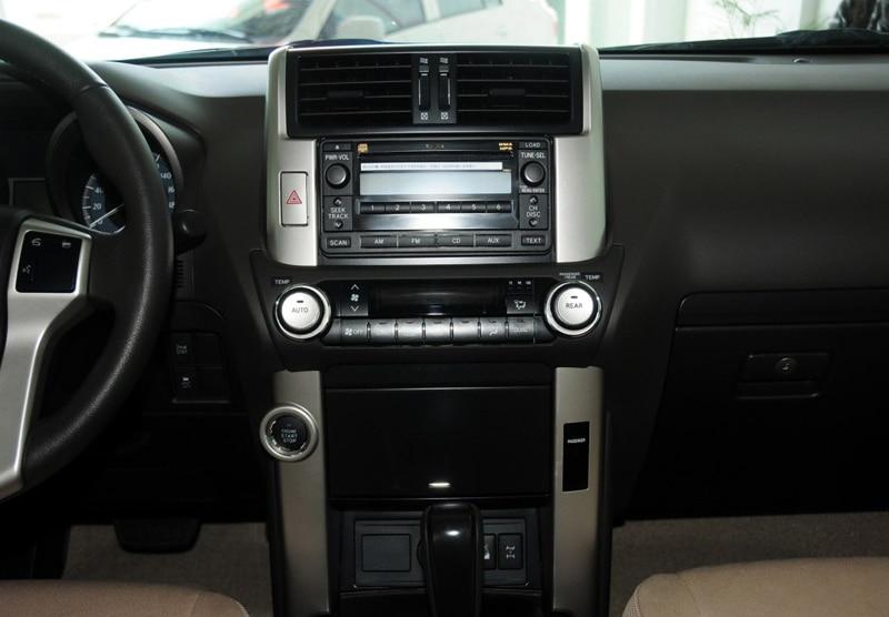 Cheap SilverStrong IPS 9inch Android9.0 4G modem Car DVD for Toyota Land cruiser Prado 150 LC150 GPS 2010 2011 2012 2013 Radio no DVD 0