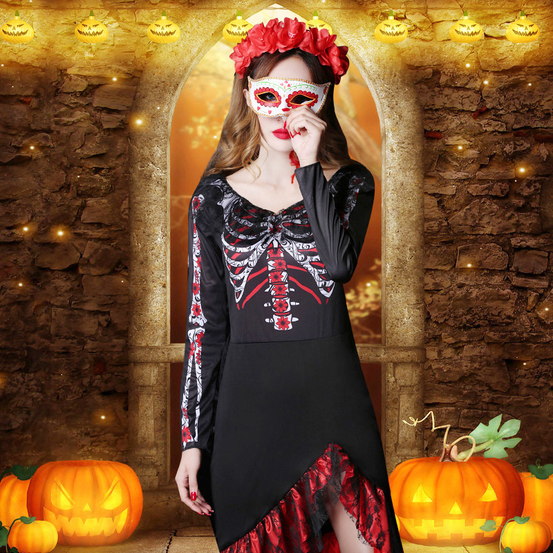Halloween costume zombie adult women role play children 39 s horror vampire costume masquerade men 39 s cosplay ghost clothing in Scary Costumes from Novelty amp Special Use