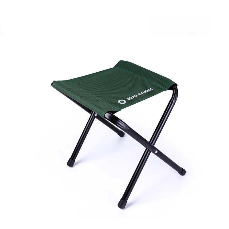 Твердые легкие садовые стулья Agile открытый стабильный переносной стул рыбалка складной стул Кемпинг поезд путешествия сверхлегкий