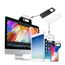 3pcs Webcam Cover 0.027in Ultra-Thin Web Camera for Laptop PC Smartphone And Tablet Lens Protection