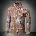 2016 Зимние Мужские Куртки Моды Случайные На Открытом Воздухе Военная Тактическая Куртка Мужчины Водонепроницаемый Ветрозащитный Пальто Армии Одежда