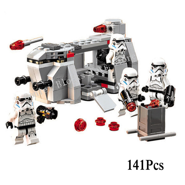 NEW Building Blocks 10374 Compatible with lepinng 75086 Star Space Wars Figures Battle Droid Troop Carrier DIY Toy Toys Gifts