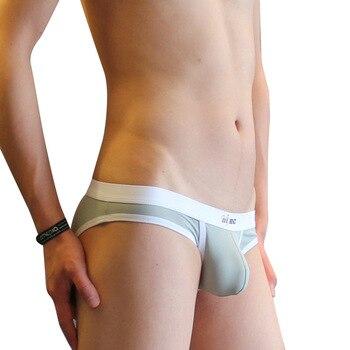 Sexy Herren Unterwäsche Slip Front offen Männer Briefs Unterhose 1