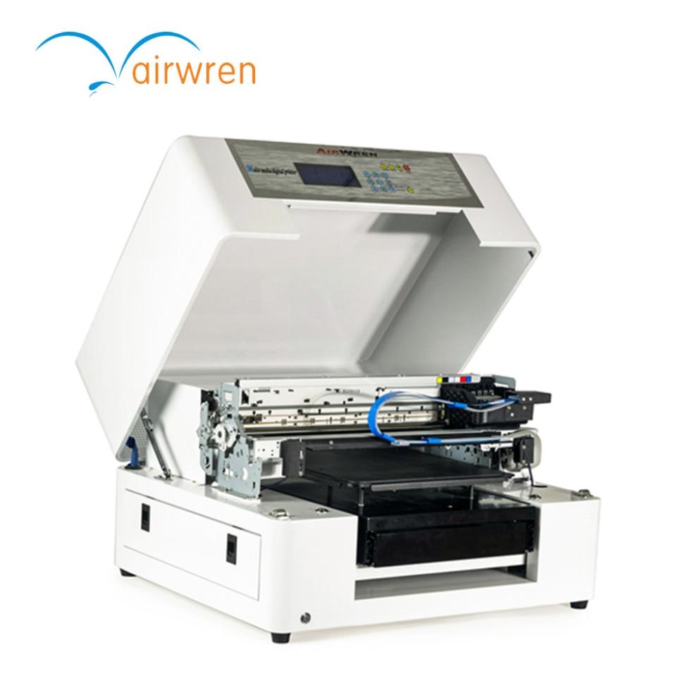 2017 new design cotton fabric printing machine T shirt ...