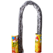 Safety Trick Joke Halloween Magic Potato Chips Cans Snake Tricks Joke Scary Fries Play Fun Toys Funny Gift Z0304(China)