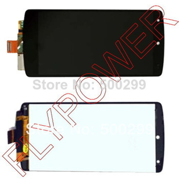 ФОТО FOR LG Google Nexus 5 D820 D821 LCD Display With Touch Screen Digitizer Glass Assembly by free shipping