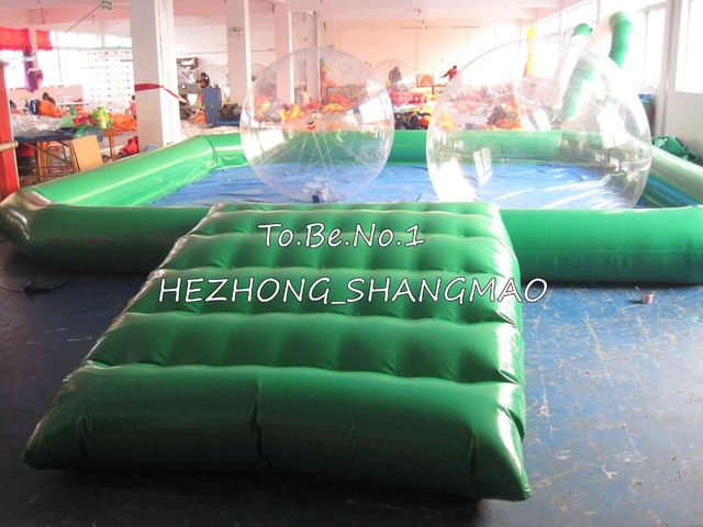 Inflatable Pool,Ball Pool,Swimming Pool,Can Be Any Size Include Blower 16.5*23.0FT(5*7M)
