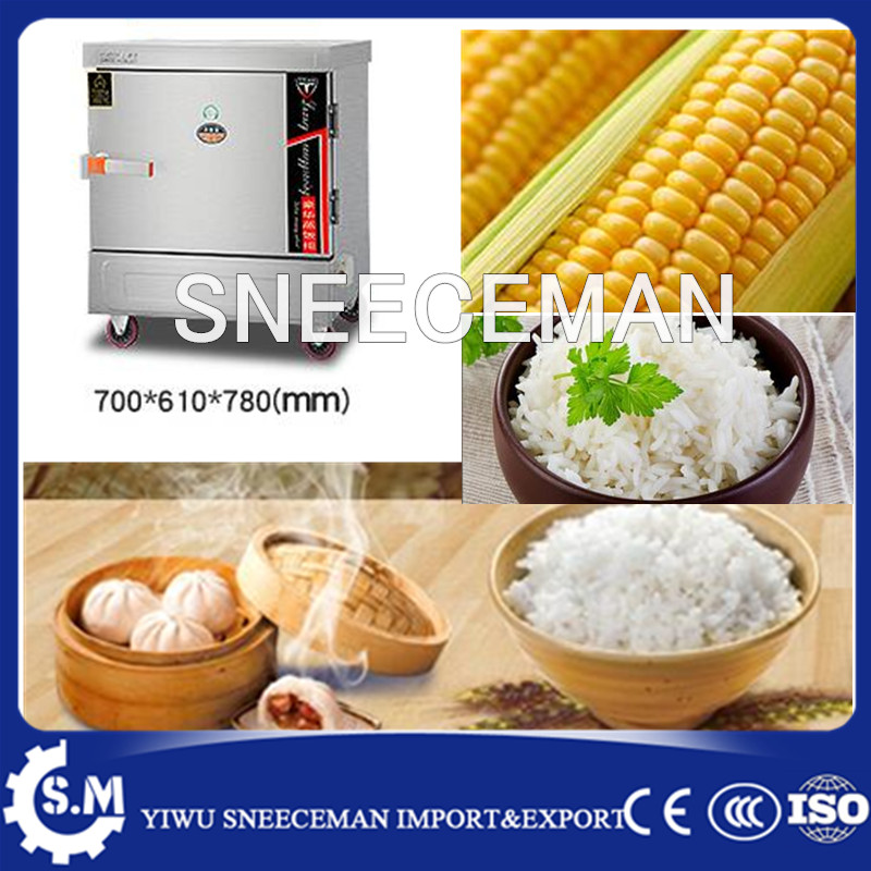 Hot sale professional hotels electric and Gas rice steaming cabinet/dumpling steamer making machine hotels great escapes africa самые красивые отели африки