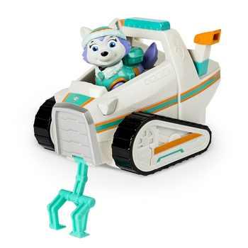OPP box! Genuine Paw Patrol everest tracker Ryders Rescue ATV Vehicle and Poseable Ryder Figure Thru 8 / kids birthday toy
