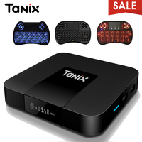 Android 7 1 TV Box Tanix TX3 Mini Smart Amlogic S905W Set Top TV Box 2