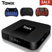 Android 7 1 TV Box Tanix TX3 Mini Smart Amlogic S905W Set Top TV Box 2